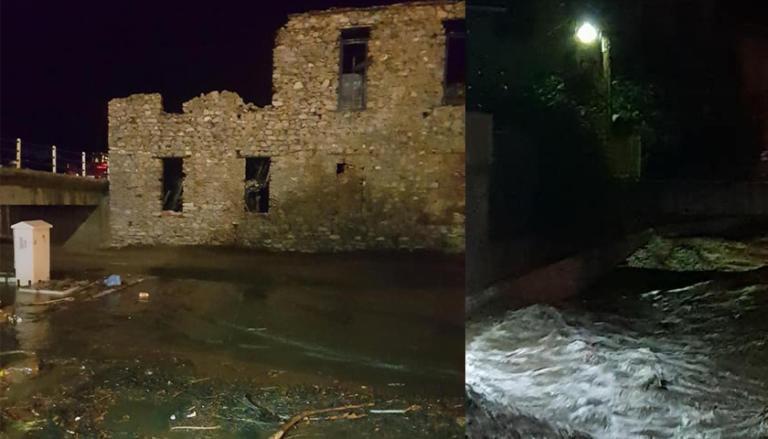 Καιρός: Η Λέσβος πνιγμένη στις λάσπες – Νέες εικόνες από το σαρωτικό πέρασμα της κακοκαιρίας [pics, video] | Newsit.gr
