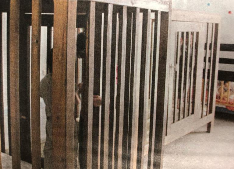 Παιδιά σε κλουβιά – Κούφια λόγια από δύο υπουργούς – Η 18χρονη χωρίς όνομα και η ντροπή με ονοματεπώνυμο! | Newsit.gr