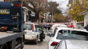 Ληστεία στα Βίλια – Αλβανός με φάκελο ο τραυματισμένος ληστής που συνελήφθη