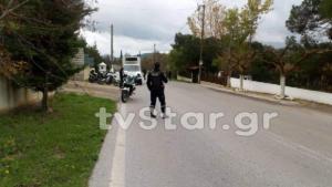 Ληστεία στα Βίλια: Έτσι έπεσε στα χέρια της αστυνομίας ο τραυματισμένος ληστής
