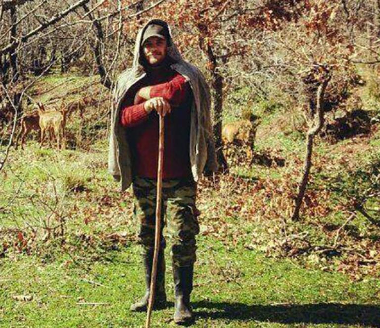 Λάρισα: Σπούδασε λογιστής και στη συνέχεια πήρε την απόφαση της ζωής του – Ο Θανάσης Παπουτσής και η νέα ζωή του [pics] | Newsit.gr