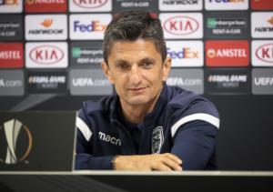 Βίντι – ΠΑΟΚ, Λουτσέσκου: «Τους υποτιμήσαμε στο πρώτο ματς! Σαν τρελοί για το πρωτάθλημα»