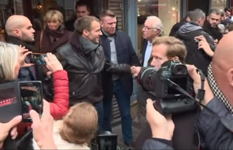 Μακρόν: Έδωσε ρεπό στον εαυτό του – Διαψεύδει ότι υποφέρει από εξάντληση | Newsit.gr