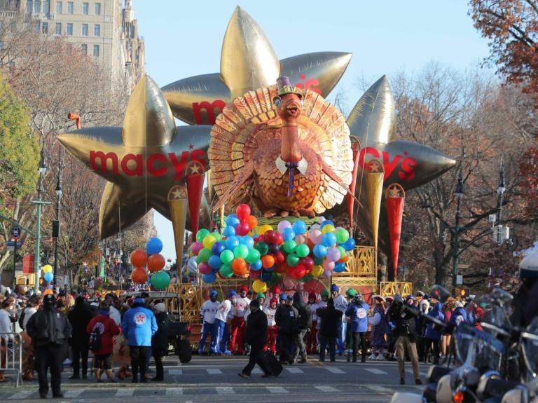 Thanksgiving: Δείτε την παρέλαση των Macy's την Ημέρα των Ευχαριστιών | Newsit.gr