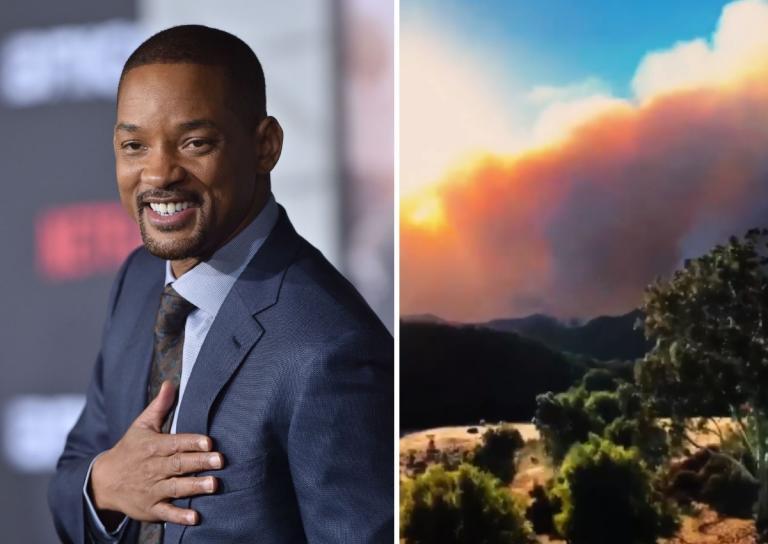 Will Smith: Το συγκλονιστικό video από τη φωτιά στο Μαλιμπού! | Newsit.gr