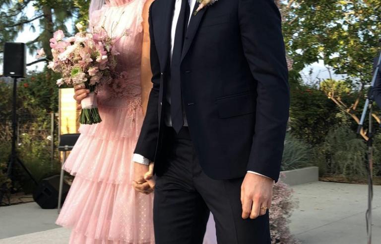 Μυστικός γάμος για χολιγουντιανή ηθοποιό! [pics]