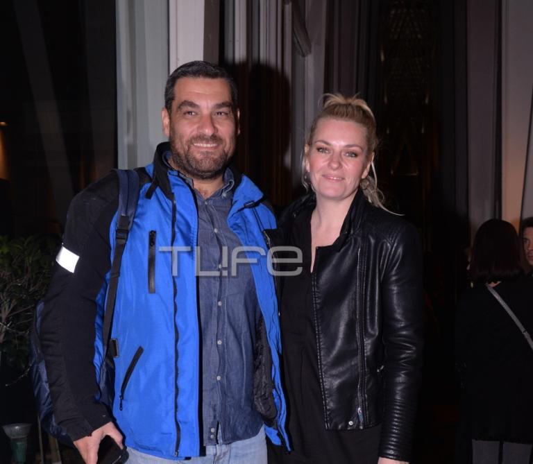 Ελισάβετ Μουτάφη – Μάνος Νιφλής: Βραδινή έξοδος για το νιόπαντρο ζευγάρι! [pics] | Newsit.gr