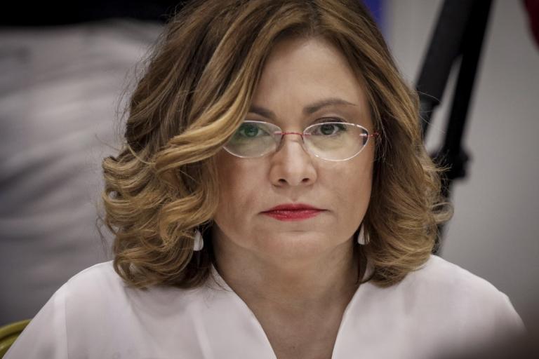 Μαρία Σπυράκη: Βολές στην κυβέρνηση για την συμφωνία Τσίπρα – Ιερώνυμου | Newsit.gr