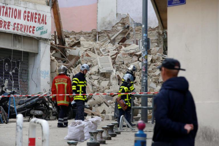Μασσαλία: Τρεις οι νεκροί από την κατάρρευση δύο πολυκατοικιών | Newsit.gr