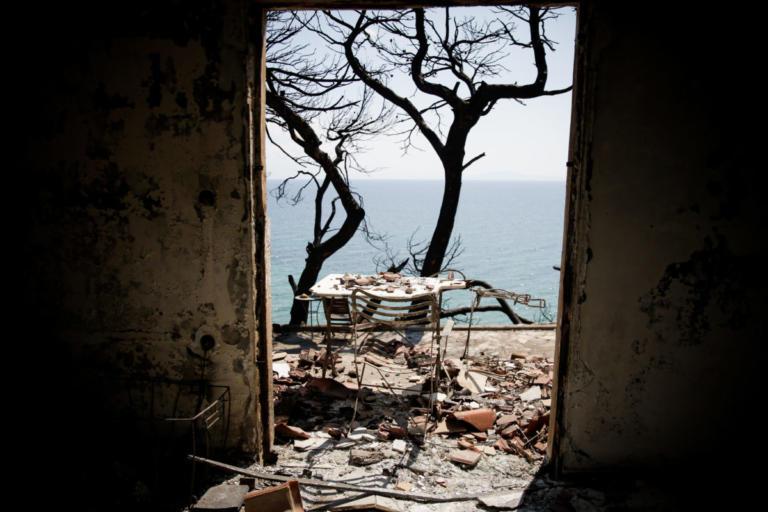 Κατατέθηκε η τροπολογία για τη δόμηση στο Μάτι | Newsit.gr
