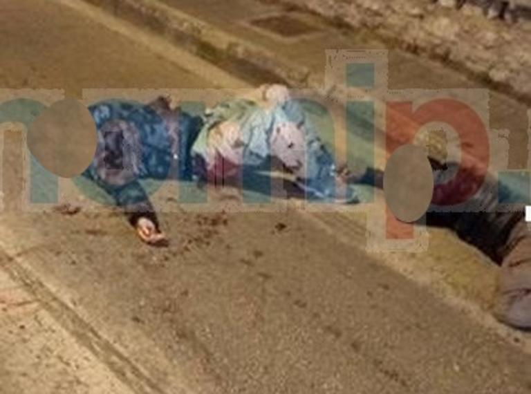 Σοκαριστικές εικόνες από αιματηρή συμπλοκή μεταναστών στην Πάτρα! | Newsit.gr