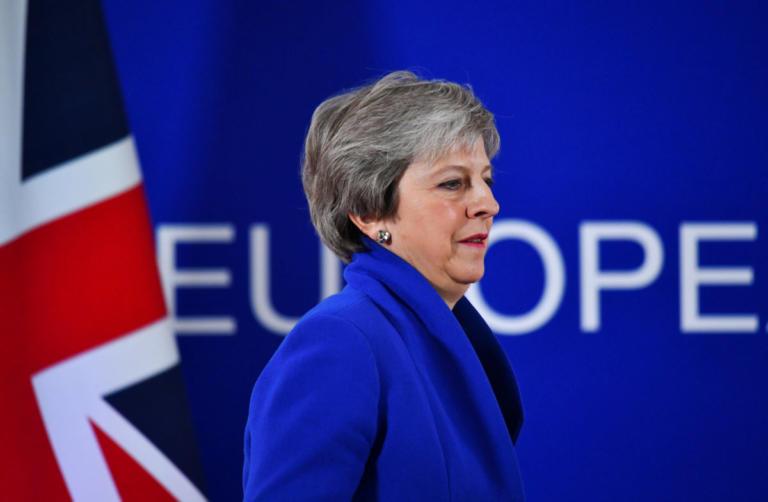 Brexit και… ζόρια για τη Μέι! Έκκληση στους Βρετανούς βουλευτές να στηρίξουν τη συμφωνία | Newsit.gr