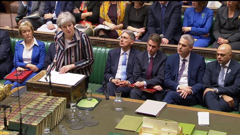 "Brexit: Η Μέι παλεύει να πείσει τους βουλευτές – ""Άγνωστο τι θα συμβεί, αν δεν περάσει η συμφωνία"" | Newsit.gr"