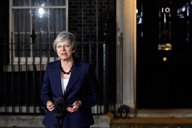 Brexit: Δήλωση της Τερέζα Μέι! Ραγδαίες εξελίξεις στην Βρετανία – video