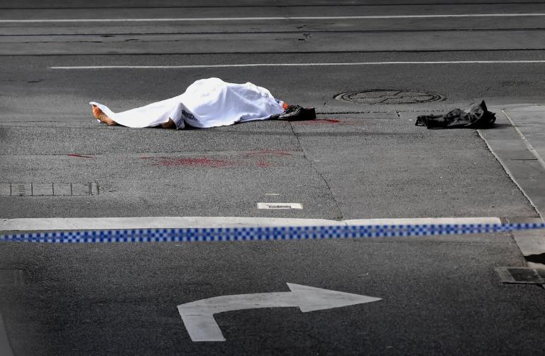 Μελβούρνη: «Μπουμπούκι» ο δράστης της τρομοκρατικής επίθεσης! video, pics