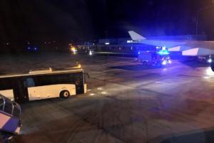 Μέρκελ: Αναγκαστική προσγείωση το αεροσκάφος με την Γερμανίδα καγκελάριο!