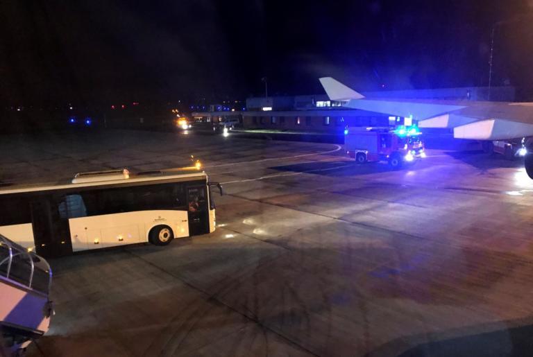 Μέρκελ: Αναγκαστική προσγείωση το αεροσκάφος με την Γερμανίδα καγκελάριο!   Newsit.gr
