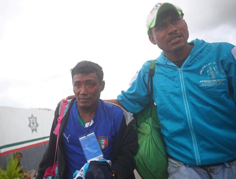 Μεξικό: Αναχώρησε από την Ίσλα το καραβάνι μεταναστών με κατεύθυνση τις ΗΠΑ | Newsit.gr