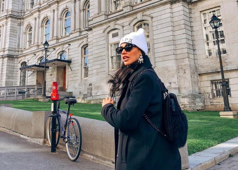 Κόνι Μεταξά: Το ταξίδι της στην Νέα Υόρκη και η αποκαλυπτική πόζα που «τρέλανε» το Instagram! | Newsit.gr