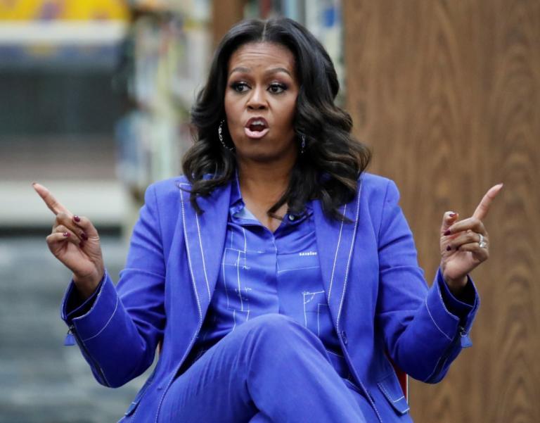 Μισέλ Ομπάμα: Στην Γαλλία για τα απομνημονεύματά της! [pics] | Newsit.gr