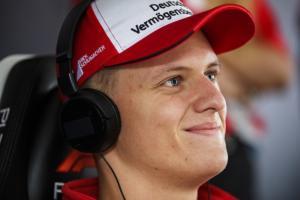 Στον αγώνα των πρωταθλητών, ο γιος του Michael Schumacher
