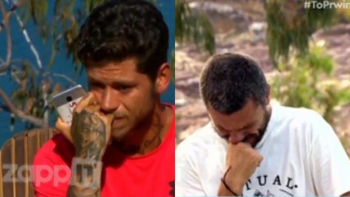 Nomads: Συγκινεί ο Mike – Κλαίει με λυγμούς ο Βασιλόπουλος | Newsit.gr