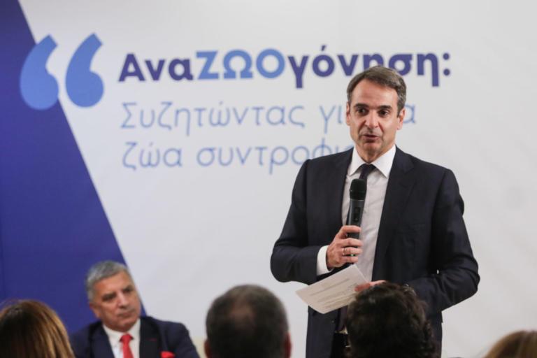 Μητσοτάκης: Αλλαγή του νομοθετικού πλαισίου για τα ζώα συντροφιάς | Newsit.gr