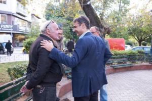 Βόλτα στην… έδρα του Αλέξη Τσίπρα έκανε σήμερα ο Κυριάκος Μητσοτάκης!