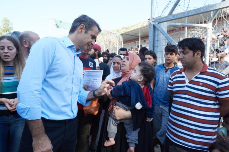 Νέα Δημοκρατία: Καταθέτει πρόταση για προ ημερησίας συζήτηση για το προσφυγικό   Newsit.gr