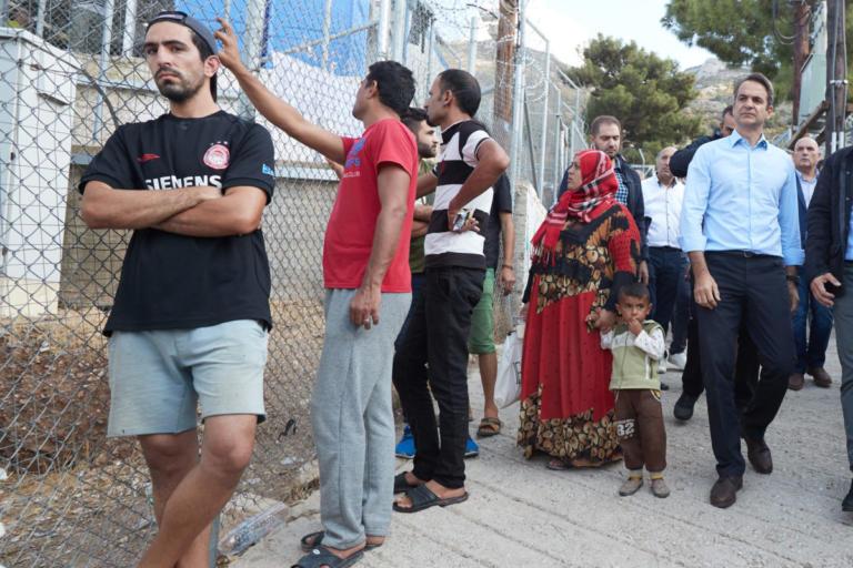 Προ ημερησίας συζήτηση για το μεταναστευτικό ζήτησε ο Κυριάκος Μητσοτάκης | Newsit.gr