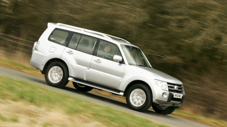 H Mitsubishi Motors εξακολουθεί να θέλει μια νέα γενιά Pajero