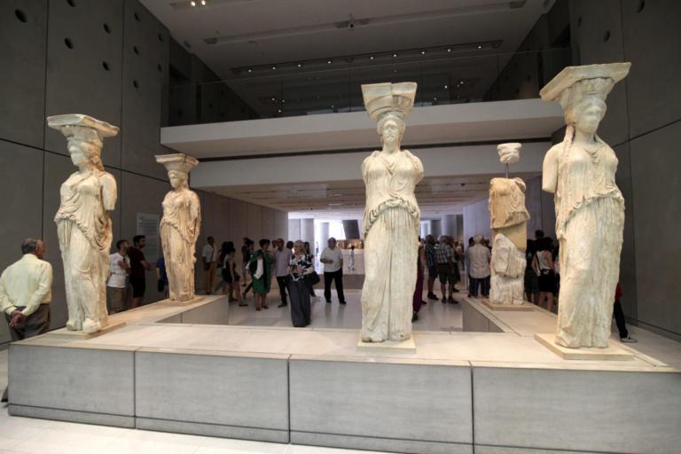 Το παραδέχονται οι Βρετανοί! Το Μουσείο της Ακρόπολης μπορεί να φιλοξενήσει τα γλυπτά του Παρθενώνα! | Newsit.gr