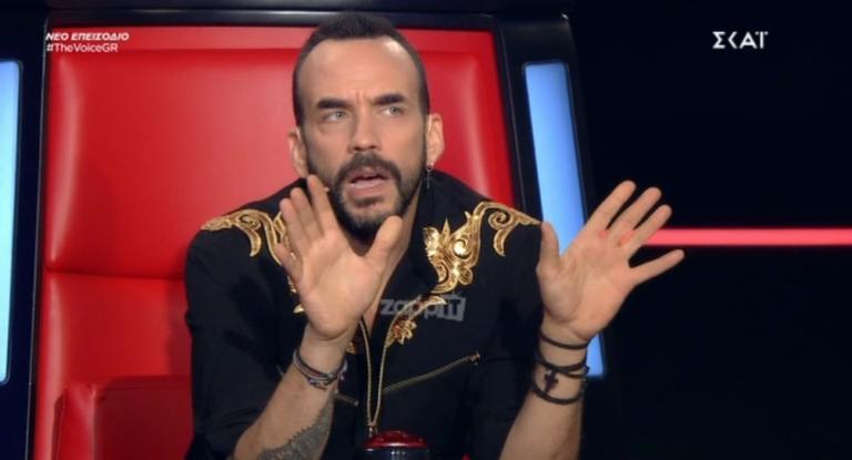The Voice: Εκνευρίστηκε ο Μουζουράκης με τα λάθη επί σκηνής! «Δεν κατάλαβα τι είδα!» | Newsit.gr