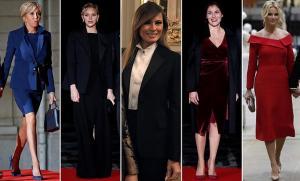 """Μπέτυ Μπαζιάνα: Αποθεώνει την """"glamorous"""" εμφάνισή της η Daily Mail!"""
