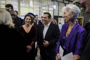 """Μπέτυ Μπαζιάνα: """"Έλαμψε"""" με… παριζιάνικη φινέτσα! Εντυπωσιακή παρουσία στο Παρίσι [pics]"""