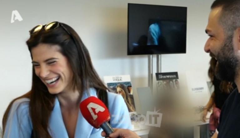 Η Χριστίνα Μπόμπα αποκαλύπτει κατά λάθος για τον Σάκη Τανιμανίδη και το Survivor…   Newsit.gr