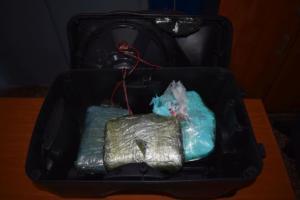Μυτιλήνη: Είχαν κρύψει ναρκωτικά μέσα σε …ηχείο!