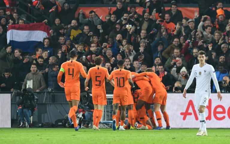 "Nations League: ""Καθάρισε"" τη Γαλλία η Ολλανδία! ""Τελικός"" με Γερμανία – video | Newsit.gr"