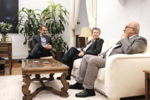 Υποψήφιοι με την ΝΔ οι Αντώνης Πανούτσος και Πέτρος Τατσόπουλος [pics]