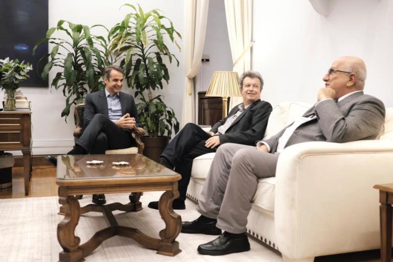 Υποψήφιοι με την ΝΔ οι Αντώνης Πανούτσος και Πέτρος Τσατσόπουλος [pics] | Newsit.gr