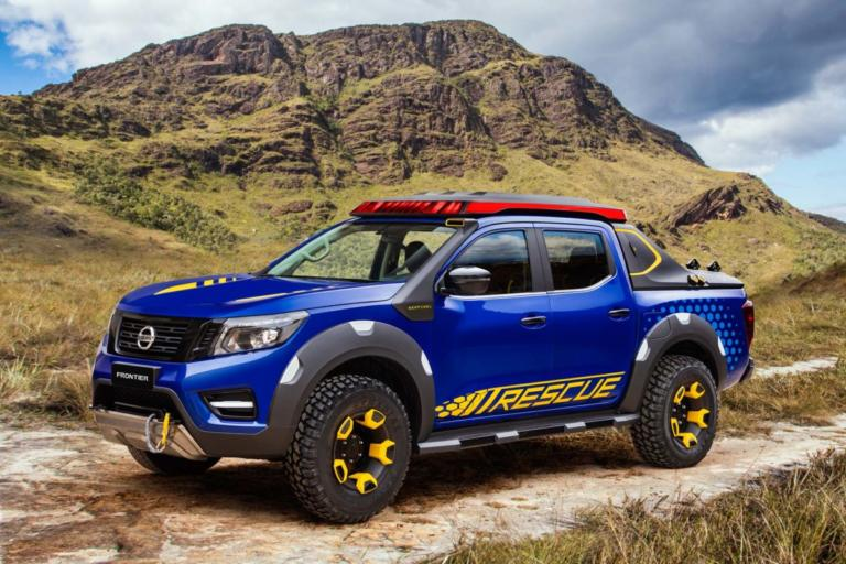 Η Nissan αποκάλυψε το πρωτότυπο Frontier Sentinel | Newsit.gr