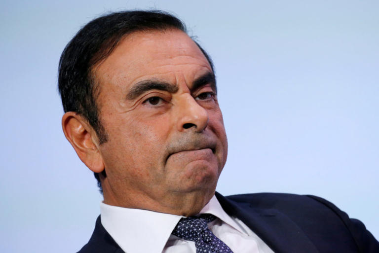 Ο πρόεδρος της Nissan είχε… μακρύ χέρι! Σάλος με τη σύλληψή του | Newsit.gr