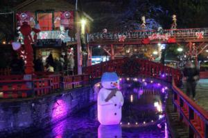 Ανοίγει για 15η χρονιά το χριστουγεννιάτικο χωριό της Ονειρούπολης