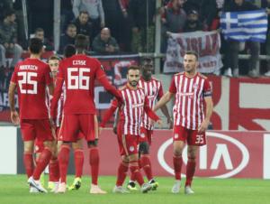 UEFA: Έδωσε βαθμούς ο Ολυμπιακός – Αγγίζει τη 13η θέση η Ελλάδα!