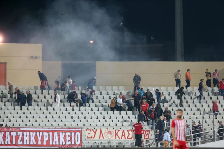 Ολυμπιακός: Κινδυνεύει με αφαίρεση βαθμών! | Newsit.gr
