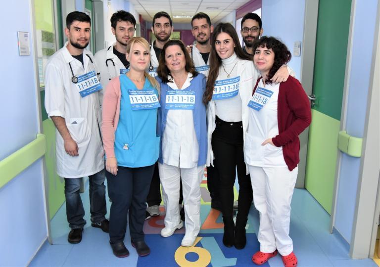 Γιατροί και νοσηλευτές των παιδιατρικών νοσοκομείων μας καλούν να μπούμε στην «Ομάδα Προσφοράς ΟΠΑΠ» | Newsit.gr