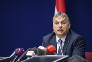 Επιφυλακτικός για την είσοδο της Ουγγαρίας στο ευρώ ο Όρμπαν!