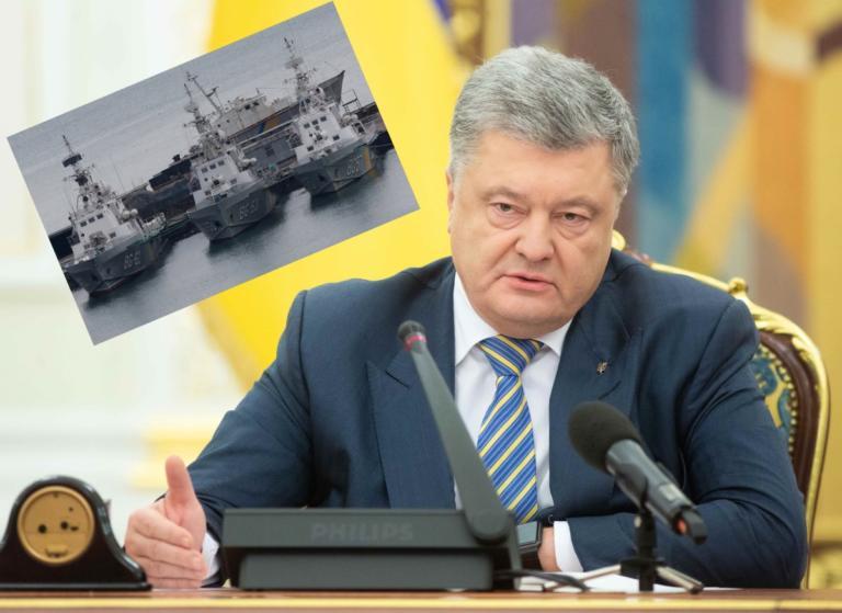 Ουκρανία: Ο Ποροσένκο υπέγραψε στρατιωτικό Νόμο!