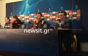 ΑΕΚ – Άγιαξ: Προανήγγειλε «εκκαθαρίσεις» ο Ουζουνίδης! «Ποιους παίκτες… φωτογράφισε»