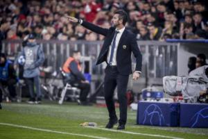 ΑΕΚ – Ουζουνίδης: «Περιμέναμε να βοηθήσει ο διαιτητής, αλλά όχι σε τέτοια φάση»